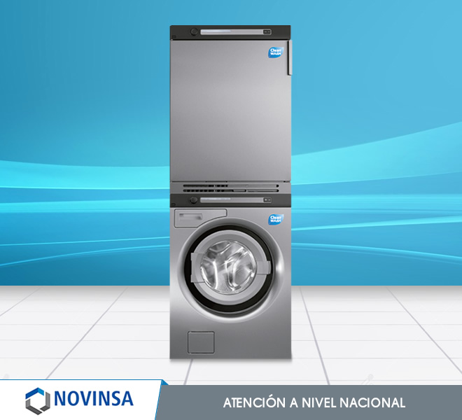 Lavadora/Secadora industrial Wet cleaning