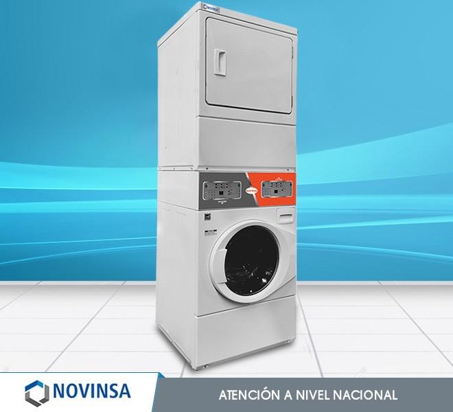 Combo PRIDE lavadora y secadora